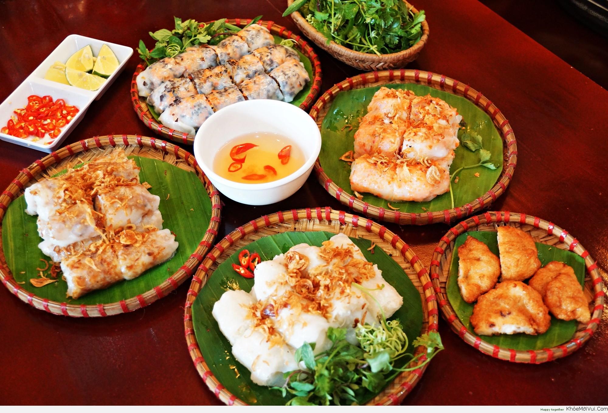 La Cuisine Vietnamienne L Art De Manger Des Vietnamiens