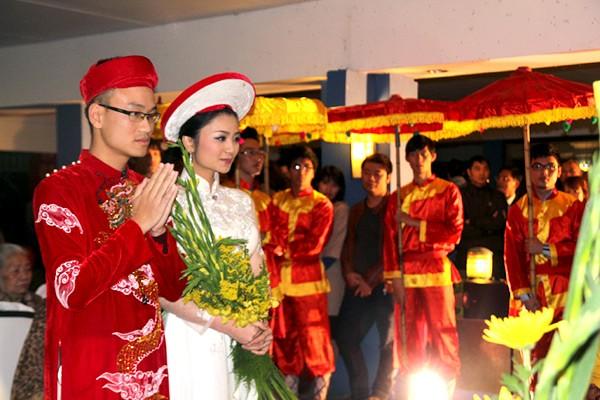 Mariage Au Vietnam Tradition Gravée Dans Les Esprits Des