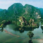 Sur la route Mandarine du Vietnam 1