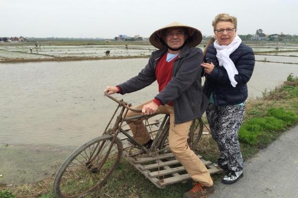 organisation impeccable du voyage au Vietnam