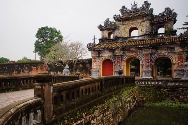visiter la ville Hue