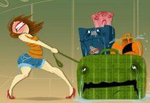 Préparer des bagages et vêtements