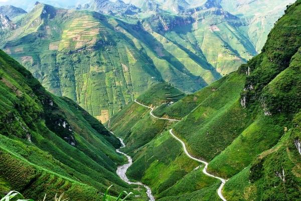 la route du bonheur Ha Giang 3