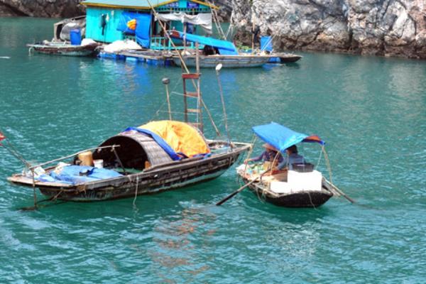 La Baie Lan Ha Vietnam
