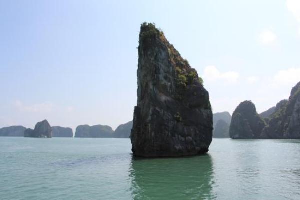 La Baie Lan Ha Vietnam 2