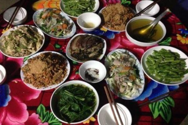 Repas pendant votre séjour au Vietnam 2
