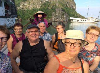 fin de voyage au vietnam