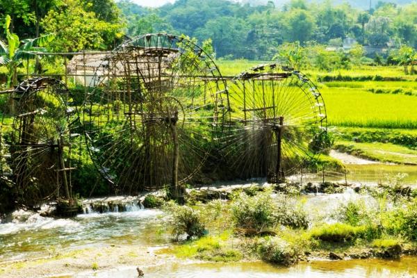 La randonnée au Nord Vietnam 3