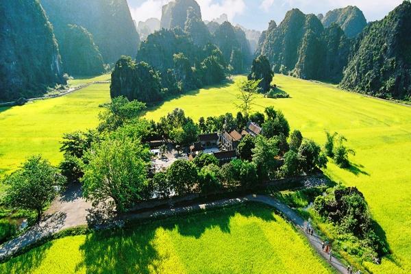la randonnée au Vietnam