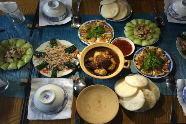 Village Thuy Bieu Vietnam 1