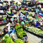 Le delta du Mekong 1