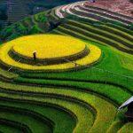 Paysages fabuleux du Nord Vietnam 3