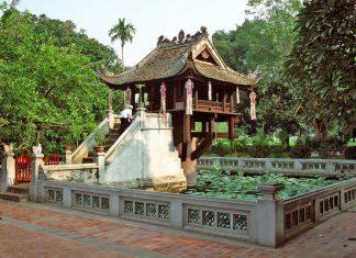 La pagode au pilier unique Hanoi