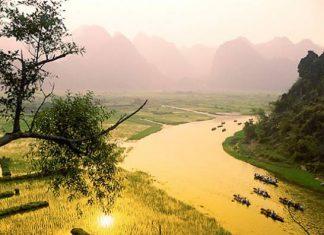 La pagode des Parfums Vietnam