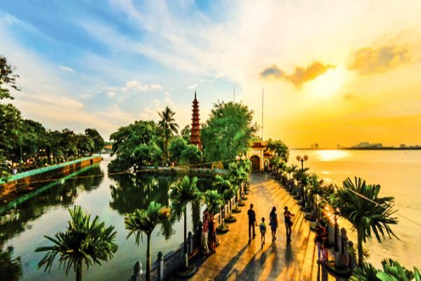 lac Ho Tay Hanoi
