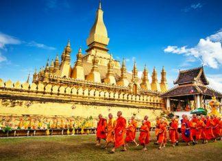 Voyage au Laos et Cambodge