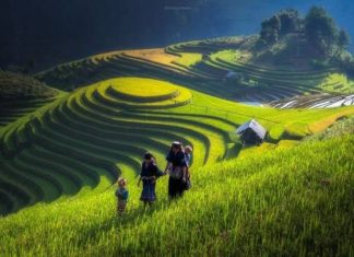 voyage au Nord vietnam 1