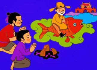 genie du foyer au Vietnam