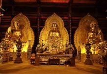 pagode bai dinh vietnam