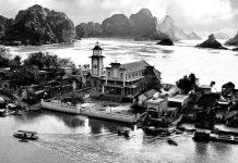 village flottant kenh ga