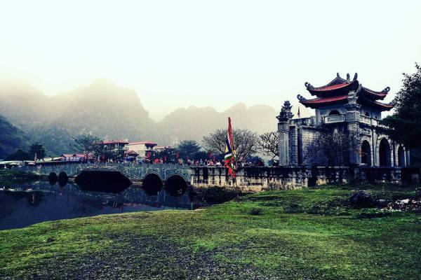 Hoa Lu ancienne capitale du Vietnam 3