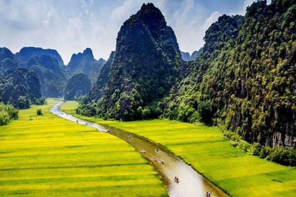 Hoa Lu ancienne capitale du Vietnam