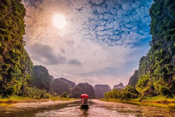 Tam Coc Vietnam 3