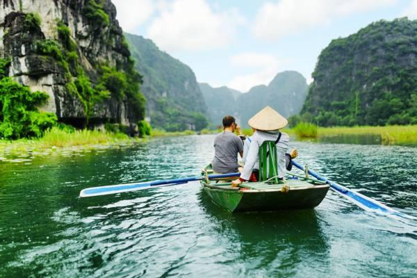 Tam Coc Vietnam 4