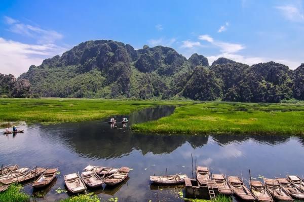 Tam Coc Vietnam 5