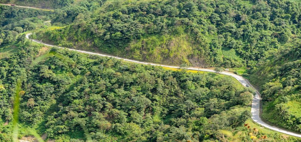 cols de montagne au Nord du Vietnam 2