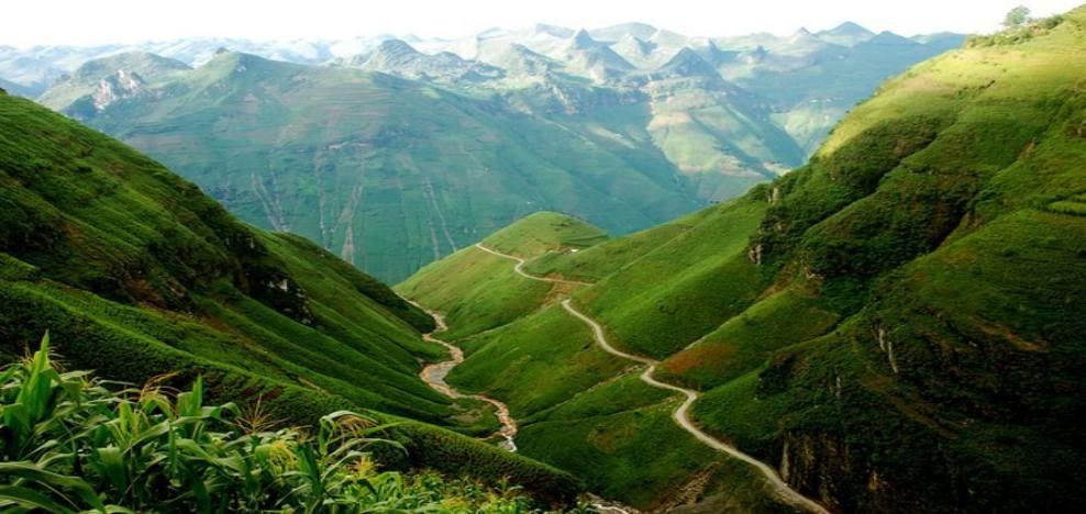 cols de montagne au Nord du Vietnam 3