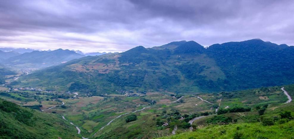 cols de montagne au Nord du Vietnam 5