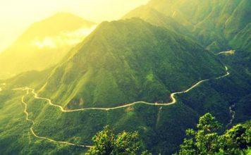 cols de montagne au Nord du Vietnam 9