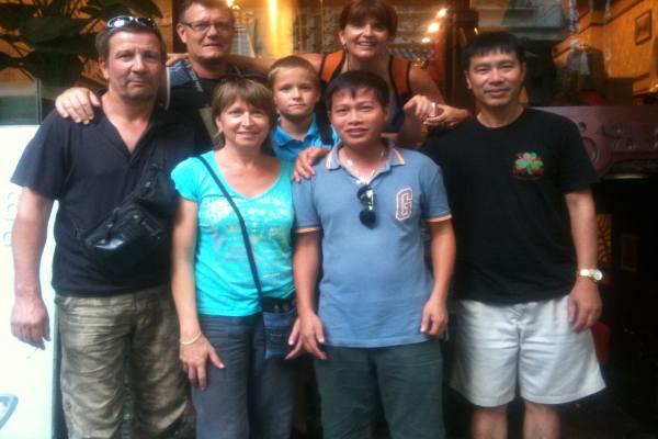 Voyage au Vietnam avec des enfants 1