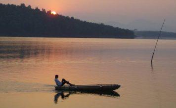 le lac Thac Ba 1