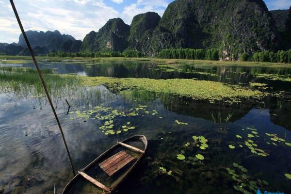 baies d'halong au vietnam
