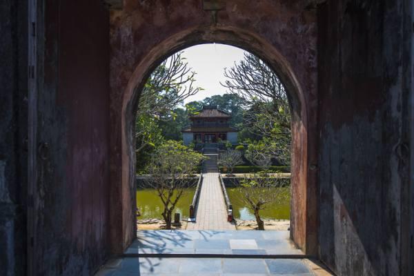 Tombeau de Minh Mang 6