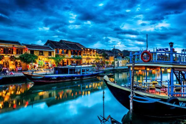 visiter la ville Hoi An