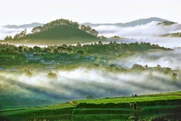 les plus beaux plateaux du Vietnam 2