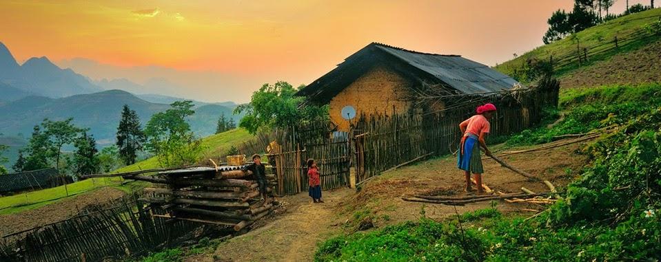 les plus beaux plateaux du Vietnam