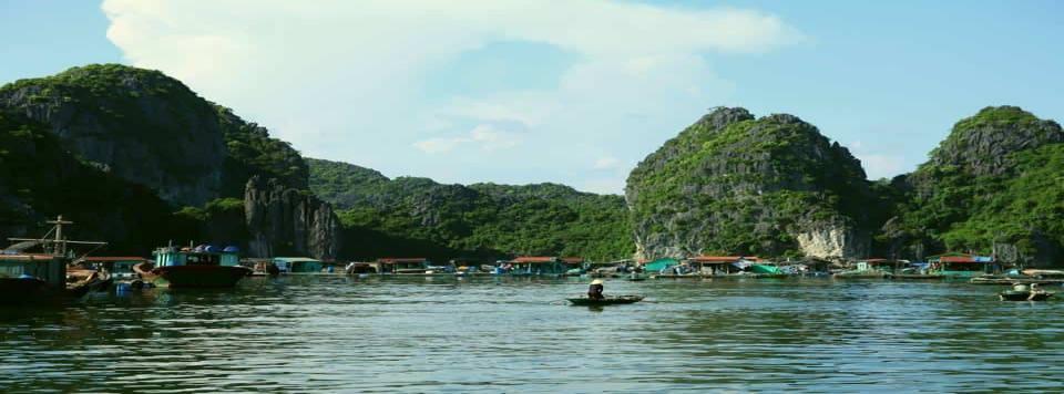 Baie Lan Ha Vietnam 1