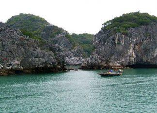 Baie Lan Ha Vietnam