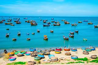 Plage Mui Ne Vietnam 1