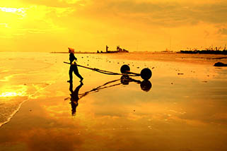 Plage Mui Ne Vietnam 2