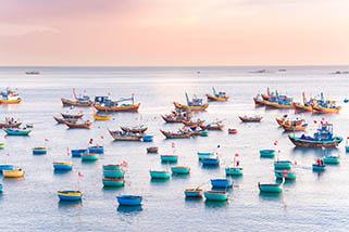 Plage Mui Ne Vietnam 3