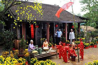 Tet Nouvel an Vietnamien 1