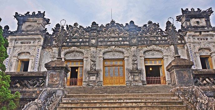 Top beaux sites de Hue