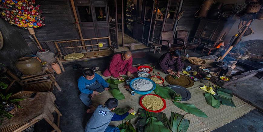 Banh Chung du Tet 2