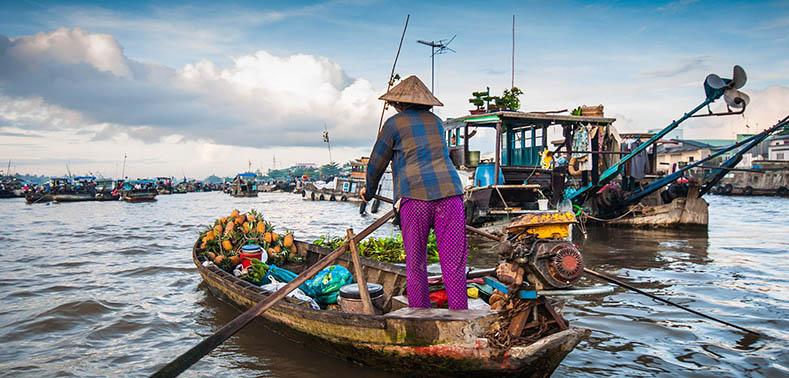 Top destinations au Sud du Vietnam 1