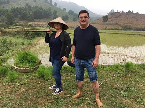 Circuit au Vietnam en février 2